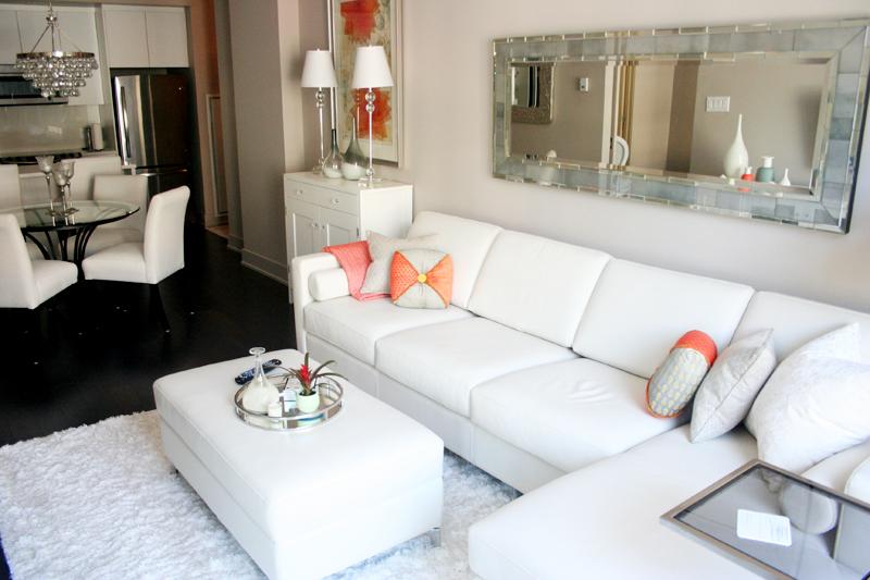 Polanco Furniture Store Ottawa   Interior Decor Solutions Contemporary Condo,  Westboro
